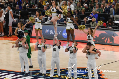 NCAA Women's Basketball Championship - Baylor 82 vs. Notre Dame 81 (100)