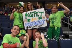 NCAA Women's Basketball Championship - Baylor 82 vs. Notre Dame 81 (11)