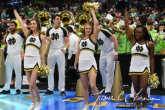 NCAA Women's Basketball Championship - Baylor 82 vs. Notre Dame 81 (20)