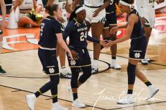 NCAA Women's Basketball Championship - Baylor 82 vs. Notre Dame 81 (51)