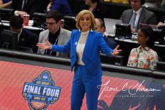 NCAA Women's Basketball Championship - Baylor 82 vs. Notre Dame 81 (56)