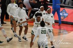 NCAA Women's Basketball Championship - Baylor 82 vs. Notre Dame 81 (61)