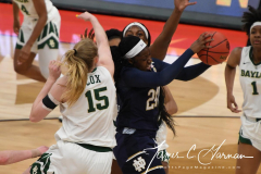 NCAA Women's Basketball Championship - Baylor 82 vs. Notre Dame 81 (75)
