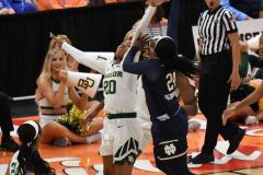 NCAA Women's Basketball Championship - Baylor 82 vs. Notre Dame 81 (77)
