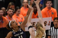NCAA Women's Basketball Championship - Baylor 82 vs. Notre Dame 81 (88)