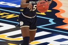 NCAA Women's Basketball Championship - Baylor 82 vs. Notre Dame 81 (89)