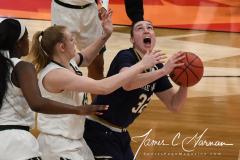 NCAA Women's Basketball Championship - Baylor 82 vs. Notre Dame 81 (90)