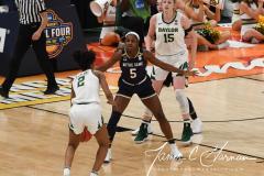 NCAA Women's Basketball Championship - Baylor 82 vs. Notre Dame 81 (93)