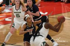 NCAA Women's Basketball Championship - Baylor 82 vs. Notre Dame 81 (95)