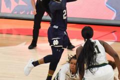 NCAA Women's Basketball Championship - Baylor 82 vs. Notre Dame 81 (98)