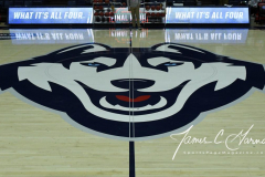 NCAA Women's Basketball Championship First Round - #2 UConn 110 vs. #15 Towson 61 (1)