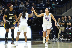 NCAA Women's Basketball Championship First Round - #2 UConn 110 vs. #15 Towson 61 (100)