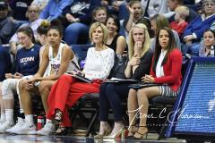 NCAA Women's Basketball Championship First Round - #2 UConn 110 vs. #15 Towson 61 (101)