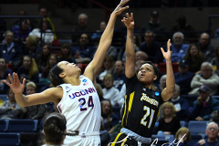 NCAA Women's Basketball Championship First Round - #2 UConn 110 vs. #15 Towson 61 (102)