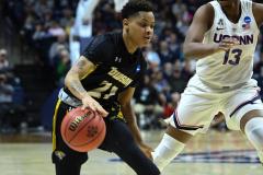 NCAA Women's Basketball Championship First Round - #2 UConn 110 vs. #15 Towson 61 (106)