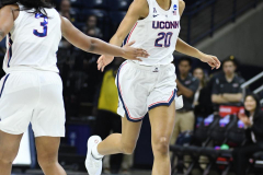 NCAA Women's Basketball Championship First Round - #2 UConn 110 vs. #15 Towson 61 (109)