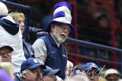 NCAA Women's Basketball Championship First Round - #2 UConn 110 vs. #15 Towson 61 (116)