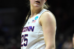 NCAA Women's Basketball Championship First Round - #2 UConn 110 vs. #15 Towson 61 (118)