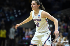 NCAA Women's Basketball Championship First Round - #2 UConn 110 vs. #15 Towson 61 (119)