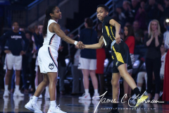 NCAA Women's Basketball Championship First Round - #2 UConn 110 vs. #15 Towson 61 (12)