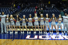 NCAA Women's Basketball Championship First Round - #2 UConn 110 vs. #15 Towson 61 (123)
