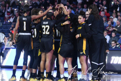 NCAA Women's Basketball Championship First Round - #2 UConn 110 vs. #15 Towson 61 (15)