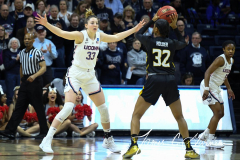 NCAA Women's Basketball Championship First Round - #2 UConn 110 vs. #15 Towson 61 (17)