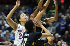 NCAA Women's Basketball Championship First Round - #2 UConn 110 vs. #15 Towson 61 (20)