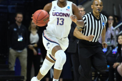 NCAA Women's Basketball Championship First Round - #2 UConn 110 vs. #15 Towson 61 (22)