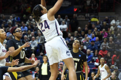 NCAA Women's Basketball Championship First Round - #2 UConn 110 vs. #15 Towson 61 (23)