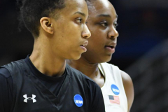 NCAA Women's Basketball Championship First Round - #2 UConn 110 vs. #15 Towson 61 (25)
