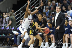 NCAA Women's Basketball Championship First Round - #2 UConn 110 vs. #15 Towson 61 (26)