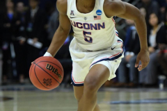 NCAA Women's Basketball Championship First Round - #2 UConn 110 vs. #15 Towson 61 (31)