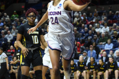 NCAA Women's Basketball Championship First Round - #2 UConn 110 vs. #15 Towson 61 (32)