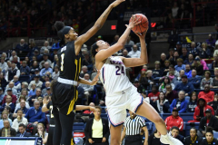 NCAA Women's Basketball Championship First Round - #2 UConn 110 vs. #15 Towson 61 (37)