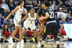 NCAA Women's Basketball Championship First Round - #2 UConn 110 vs. #15 Towson 61 (38)