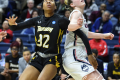 NCAA Women's Basketball Championship First Round - #2 UConn 110 vs. #15 Towson 61 (41)