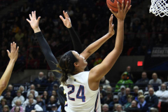 NCAA Women's Basketball Championship First Round - #2 UConn 110 vs. #15 Towson 61 (44)