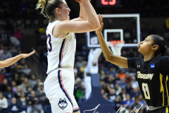 NCAA Women's Basketball Championship First Round - #2 UConn 110 vs. #15 Towson 61 (45)