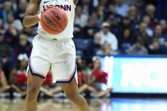 NCAA Women's Basketball Championship First Round - #2 UConn 110 vs. #15 Towson 61 (46)