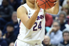 NCAA Women's Basketball Championship First Round - #2 UConn 110 vs. #15 Towson 61 (47)