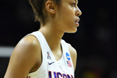 NCAA Women's Basketball Championship First Round - #2 UConn 110 vs. #15 Towson 61 (49)