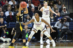 NCAA Women's Basketball Championship First Round - #2 UConn 110 vs. #15 Towson 61 (50)
