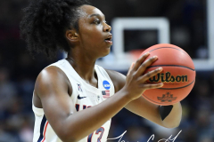 NCAA Women's Basketball Championship First Round - #2 UConn 110 vs. #15 Towson 61 (53)