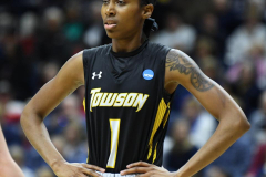 NCAA Women's Basketball Championship First Round - #2 UConn 110 vs. #15 Towson 61 (55)