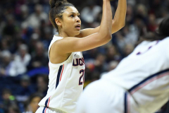 NCAA Women's Basketball Championship First Round - #2 UConn 110 vs. #15 Towson 61 (57)