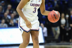 NCAA Women's Basketball Championship First Round - #2 UConn 110 vs. #15 Towson 61 (58)