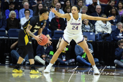 NCAA Women's Basketball Championship First Round - #2 UConn 110 vs. #15 Towson 61 (62)
