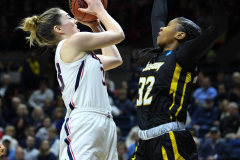 NCAA Women's Basketball Championship First Round - #2 UConn 110 vs. #15 Towson 61 (63)