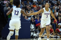 NCAA Women's Basketball Championship First Round - #2 UConn 110 vs. #15 Towson 61 (67)